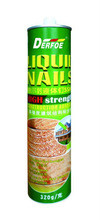 Strong Bonding Liquid Nails Adhesive 7-8min Tack Free Time Fast Cure